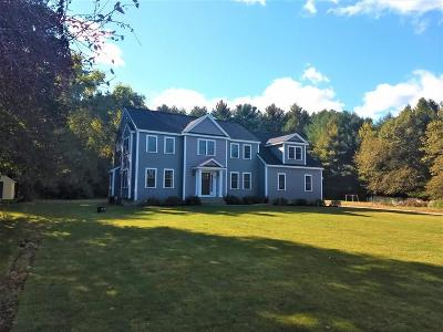 Concord Single Family Home Price Changed: 134 Range Rd