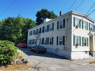 Lowell Multi Family Home Back On Market: 54 Chambers St