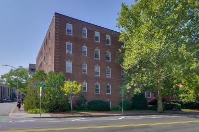 Cambridge Condo/Townhouse Under Agreement: 1716 Cambridge #44