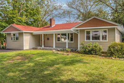 MA-Worcester County Single Family Home For Sale: 36 Mabelle St