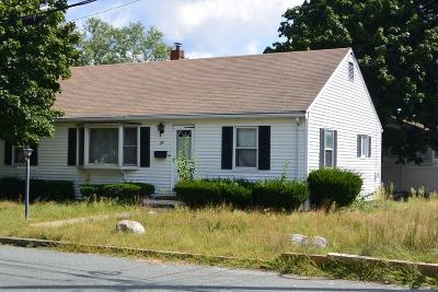 Woburn Single Family Home Under Agreement: 26 Albany Street
