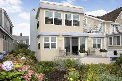Hull Single Family Home Price Changed: 233 Beach Ave