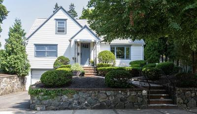 Medford Single Family Home Under Agreement: 33 Pitcher Ave