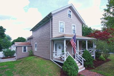 Woburn Single Family Home For Sale: 167 Burlington Street