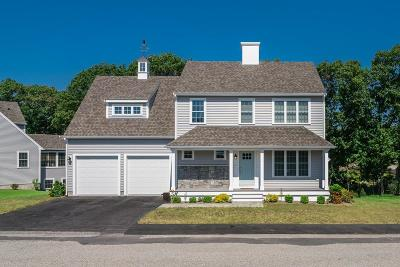 Weymouth Single Family Home Under Agreement: 71 Meredith Way