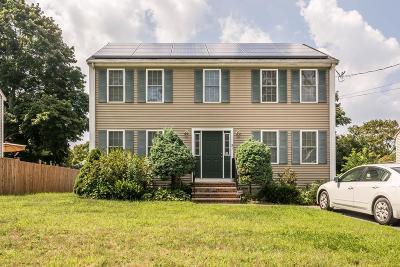 Brockton Single Family Home For Sale: 51 Brockton Ave