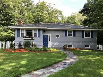 Sudbury Single Family Home For Sale: 32 Pennymeadow Rd