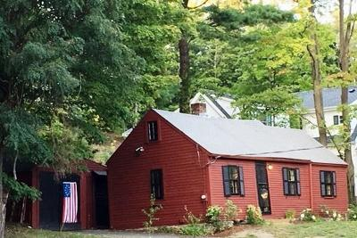 Concord Single Family Home Under Agreement: 575 Lexington Road