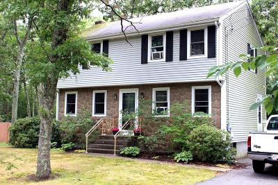 MA-Plymouth County Single Family Home For Sale: 19 Montgomery Drive