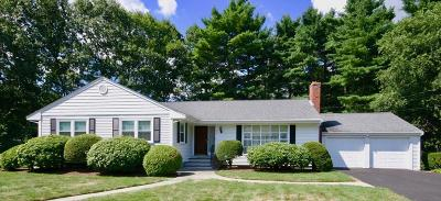 Westwood Single Family Home Contingent: 131 Smith Drive