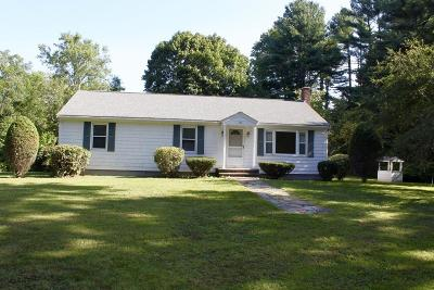 Norton MA Single Family Home Under Agreement: $374,900