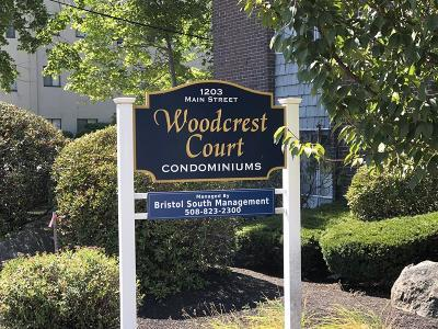 Weymouth Condo/Townhouse Under Agreement: 8 Woodcrest #5
