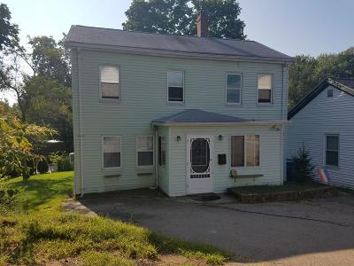 Canton Single Family Home Contingent: 501 Washington St