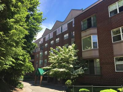 Arlington Condo/Townhouse Sold: 1 Watermill Place #212