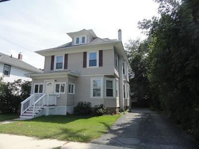 Methuen Single Family Home For Sale: 138 Oakland Avenue