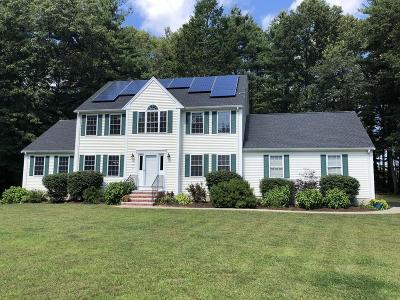 Franklin Single Family Home For Sale: 10 Secret Garden Lane