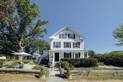 Rockport Multi Family Home Under Agreement: 8 Mt. Locust Avenue