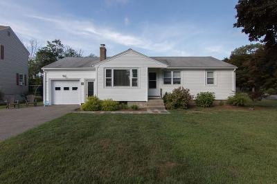 Framingham Single Family Home Under Agreement: 30 Pincushion Road