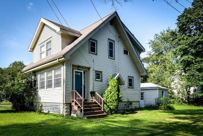 Framingham Single Family Home Under Agreement: 144 Bishop St