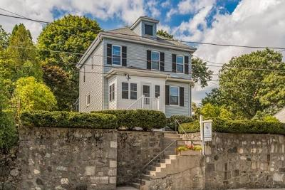 Malden Single Family Home Under Agreement: 87 Wallace St