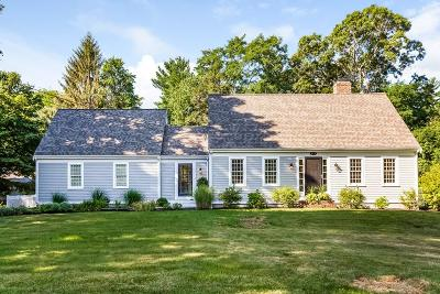 Norwell MA Single Family Home Under Agreement: $679,900