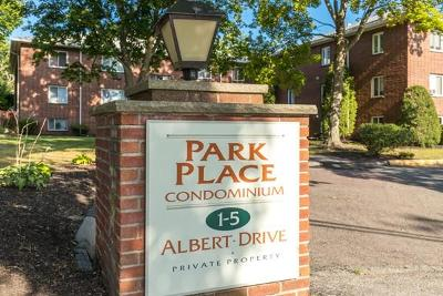 Woburn Condo/Townhouse Sold: 5 Albert Dr #5