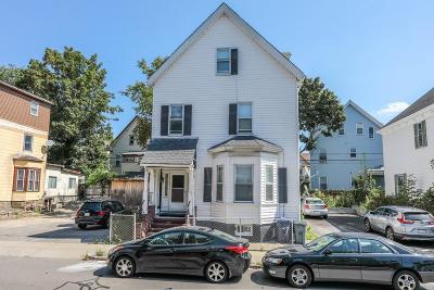 Boston Single Family Home For Sale: 7 Sagamore St