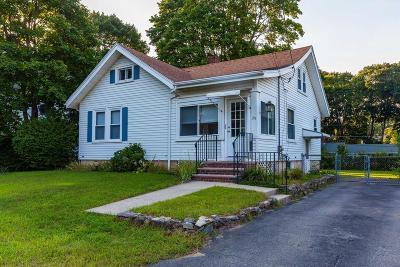 Brockton Single Family Home Contingent: 29 Searles Pl