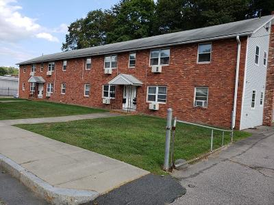 Attleboro Multi Family Home Under Agreement: 12-14 Robert St