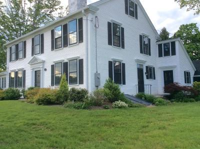 Southborough Single Family Home For Sale: 117 Framingham Rd