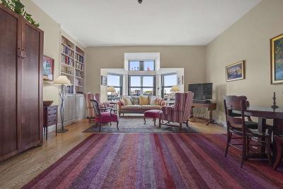 Condo/Townhouse Under Agreement: 160 Commonwealth Avenue #517