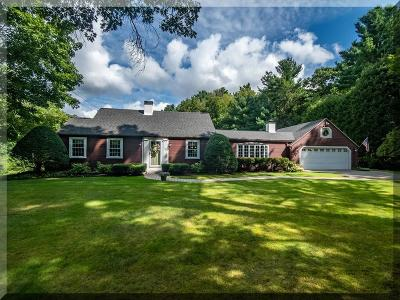 Andover Single Family Home Sold: 101 High Plain Road