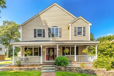 Malden Single Family Home Under Agreement: 23 Echo Street