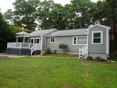 Plymouth Single Family Home For Sale: 27 Silver Birch Ave