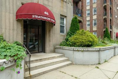 Condo/Townhouse Under Agreement: 48 Strathmore Rd #41