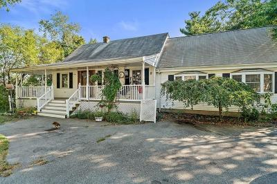 Weymouth Single Family Home For Sale: 19 Pine Cliff Rd