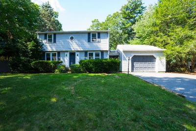 East Bridgewater Single Family Home Under Agreement: 173 Sherwood Cir