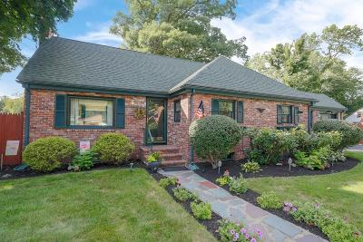 stoneham Single Family Home Under Agreement: 6 Gerald Road