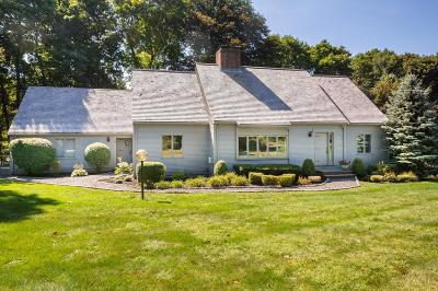 Cohasset MA Single Family Home For Sale: $1,150,000