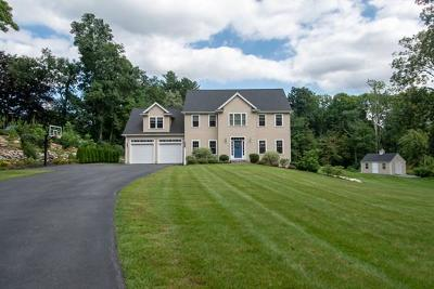 Southborough Single Family Home Under Agreement: 160 Woodland Road
