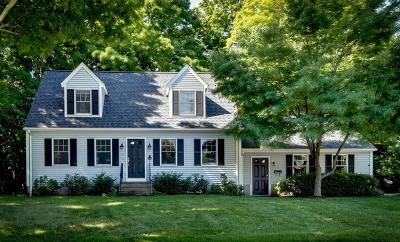 Hopkinton Single Family Home Under Agreement: 4 Marshall Ave