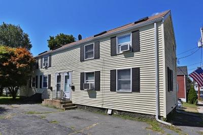 Peabody Multi Family Home For Sale: 7 Shillaber Street