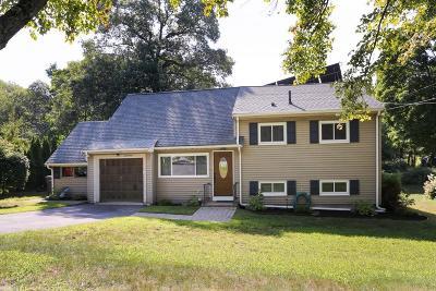 Framingham Single Family Home Contingent: 17 Oakvale Road