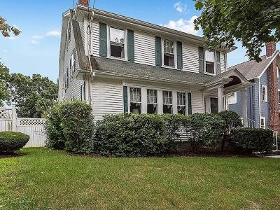 Arlington MA Single Family Home For Sale: $819,000