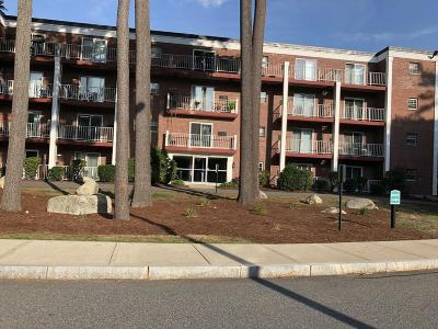 Weymouth Condo/Townhouse Under Agreement: 65 Greentree Ln #41