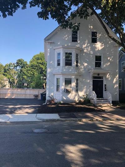 Salem MA Multi Family Home Sold: 11 West Ave