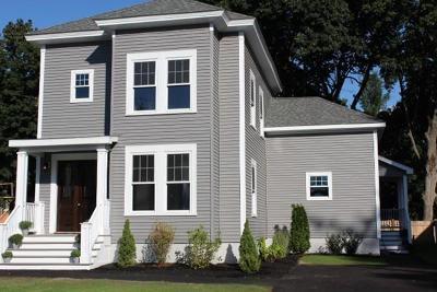 MA-Worcester County Single Family Home Under Agreement: 19 Boynton St