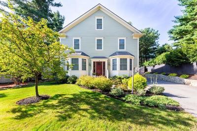 Arlington MA Single Family Home Under Agreement: $1,350,000