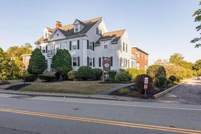 Weymouth Condo/Townhouse Under Agreement: 275 Neck St #B1