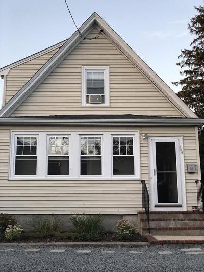 Dedham Single Family Home Contingent: 164 Harding Ter